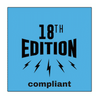 18th edition compliant