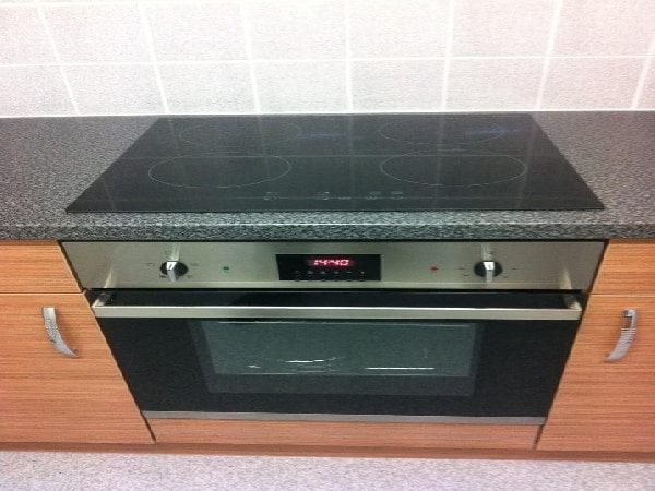Cooker and hob installation by our electricians in Stevenage