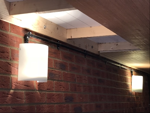 Lighting installation Stevenage