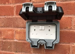 Need an outside socket in Stevenage