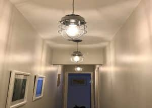 Need light fittings installed in Stevenage or Hertfordshire