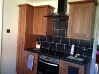 New kitchen circuits installed by our electricians in Stevenage.